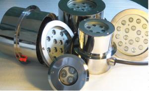 SS316 series recessed underwater items