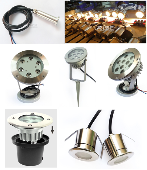 LED Inground Light Suppliers