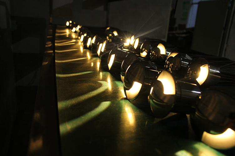 Stainless Steel Inground Lights