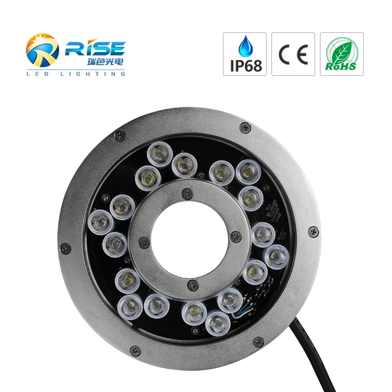 316SS LED Fountain Light