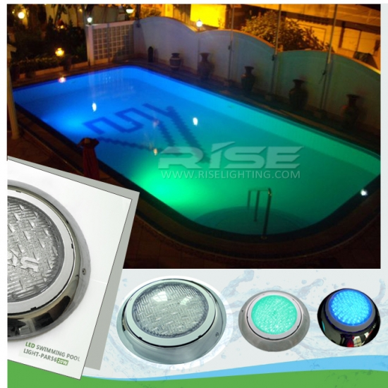 Buy 20w dc12v par56 304 stainless steel led swimming pool - Led swimming pool lights suppliers ...