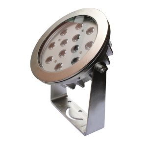 16x4W 64W LED Pool Light With Remote Controller
