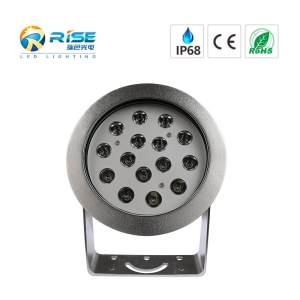 15x3W 45W LED Pool Light With Remote Controller