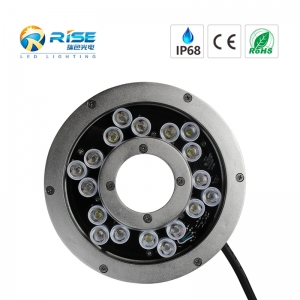 18x3W 54W LED Fountain Nozzle Light