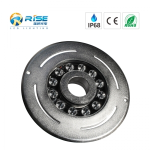 12x3W 36W LED Fountain Ring Light