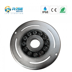 led fountain light,floor fountain light