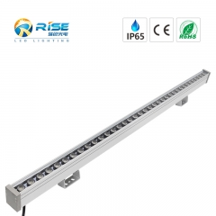 high quality IP67 warm white led wall washer