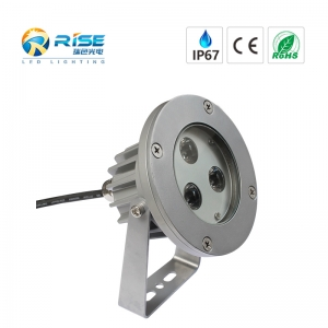 3W CREE LED Garden Spike Light IP67