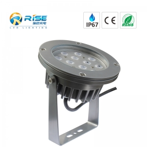 12W CREE Garden Landscape Decoration LED Spot Light