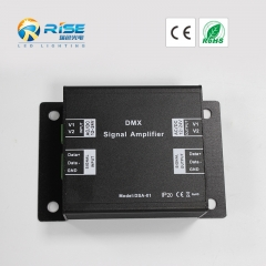 DMX Signal Amplifier of LED underwater lights, LED wallwasher lights, LED underground lights, LED Inground lights, LED fountain lights