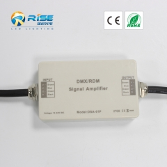 DMX/RDM Signal Amplifier for LED Underwater Light,LED Inground Light,LED Fountain Light