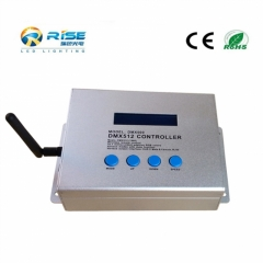 LED full color DMX512 Controller of led fountain lights