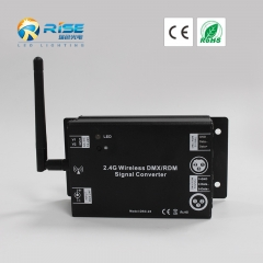 2.4G Wireless DMX/RDM Signal Converter