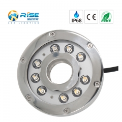 27W IP68 316SS LED Fountain Light