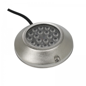 Outdoor 54W 316L Stainless Steel IP68 Marine 12V LED Boat Light