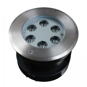IP67 Waterproof 6w Led Spot Outdoor Ground Light