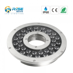 108W IP68 316SS LED Fountain Light