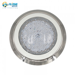 Commercial 24W 12V 24V PAR56 SMD2835 LED Swimming Pool Light
