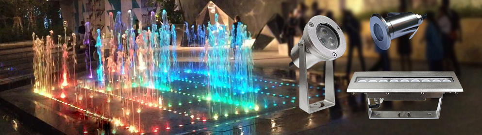 Professional LED Underwater Pool Lights Suppliers