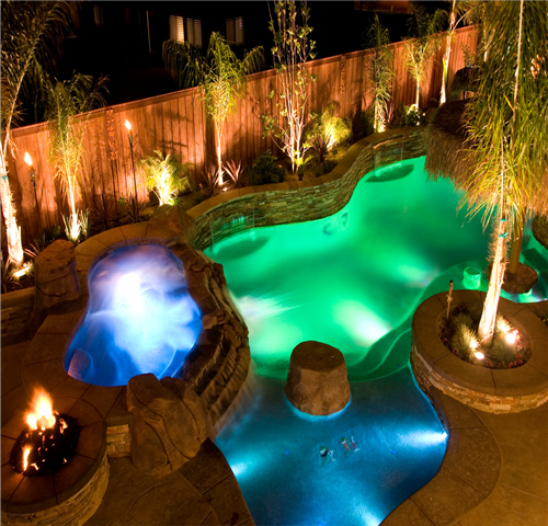 Some popular questions about led in ground pool lighting