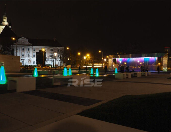 36W LED Fountains For City Square